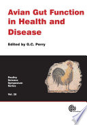 Avian Gut Function in Health and Disease Book