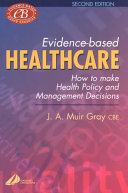 Cover of Evidence-based Healthcare