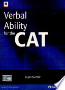 Verbal Ability for the CAT Book
