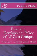 Economic Development Policy of LDCs  a Critique