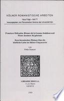 Francisco Delicados Retrato de la Lozana Andaluza und Pietro Aretinos Sei giornate