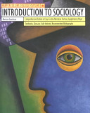 HarperCollins College Outline Introduction to Sociology