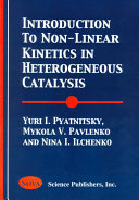 Introduction to Non linear Kinetics in Heterogeneous Catalysis