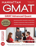 Advanced GMAT Quant Book