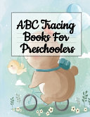 ABC Tracing Books For Preschoolers