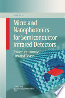 Micro And Nanophotonics For Semiconductor Infrared Detectors Book PDF