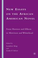 New Essays on the African American Novel Pdf/ePub eBook