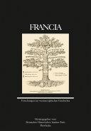 Pdf Francia, Band 43 Telecharger