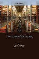 The Study of Spirituality