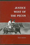 Justice West of the Pecos