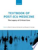 Textbook of Post ICU Medicine Book