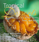 Tropical Desserts