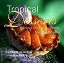 Tropical Desserts Book