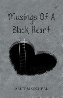 Musings of a black heart Book