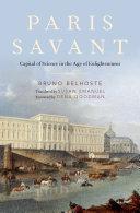 Paris Savant Pdf/ePub eBook