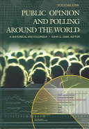 Public Opinion and Polling Around the World: A Historical ...