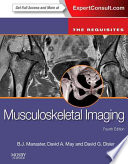 Musculoskeletal Imaging The Requisites Expert Consult Online And Print 4 Book PDF