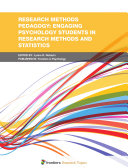 Research Methods Pedagogy  Engaging Psychology Students in Research Methods and Statistics