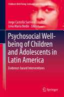 Psychosocial Well-being of Children and Adolescents in Latin America