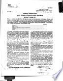 Army Criminal Investigation Program