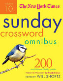 The New York Times Sunday Crossword Omnibus Volume 10