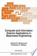 Computer And Information Science Applications In Bioprocess Engineering Book PDF