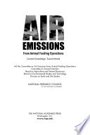 Air Emissions from Animal Feeding Operations
