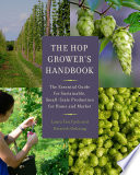 The Hop Grower S Handbook Book PDF