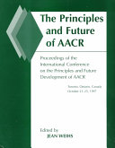 The Principles and Future of AACR