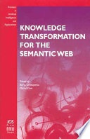 Knowledge Transformation for the Semantic Web Book