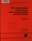 Fifth NASA Goddard Conference on Mass Storage Systems and Technologies