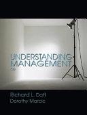 Understanding Management Book