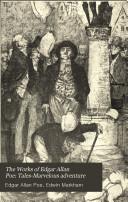 The Works of Edgar Allan Poe  Tales Marvelous adventure
