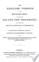 The polyglott Bible containing the old and new testaments: with a ... selection of references ... (hebraice, graece, anglice) Pdf/ePub eBook