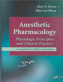 Cover of Anesthetic Pharmacology