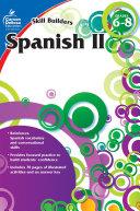 Spanish II  Grades 6   8
