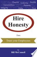 Hire Honesty Book
