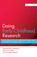 EBOOK  Doing Early Childhood Research