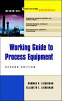 Working Guide to Process Equipment Book