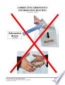 Correcting Erroneous Information Returns  Form  04 001 Book