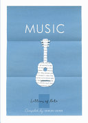 Letters of Note  Music Book