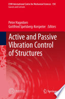 Active And Passive Vibration Control Of Structures Book PDF