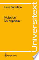 Notes on Lie Algebras