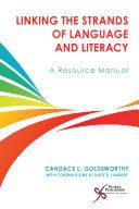 Linking the Strands of Language and Literacy Pdf/ePub eBook