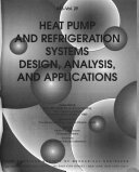 Heat Pump and Refrigeration Systems