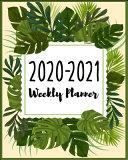 2020 2021 Weekly Planner