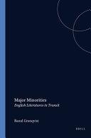 Pdf Major Minorities