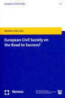European Civil Society on the Road to Success  Book