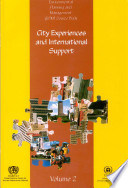 Environmental Planning And Management Epm Source Book City Experiences And International Support