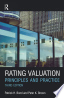Rating Valuation Book